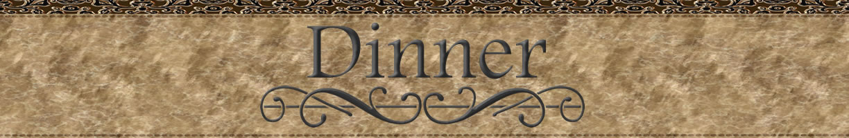tarantella dinner menu header 2